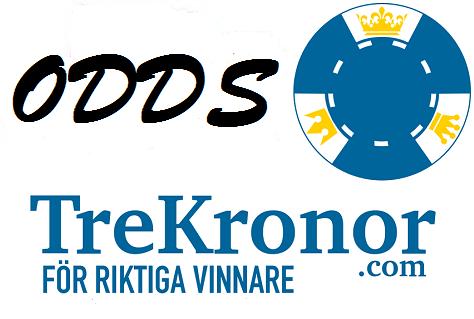 TreKronor.com Odds - Logo.