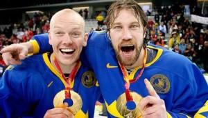 Mats Sundin och Peter Forsberg