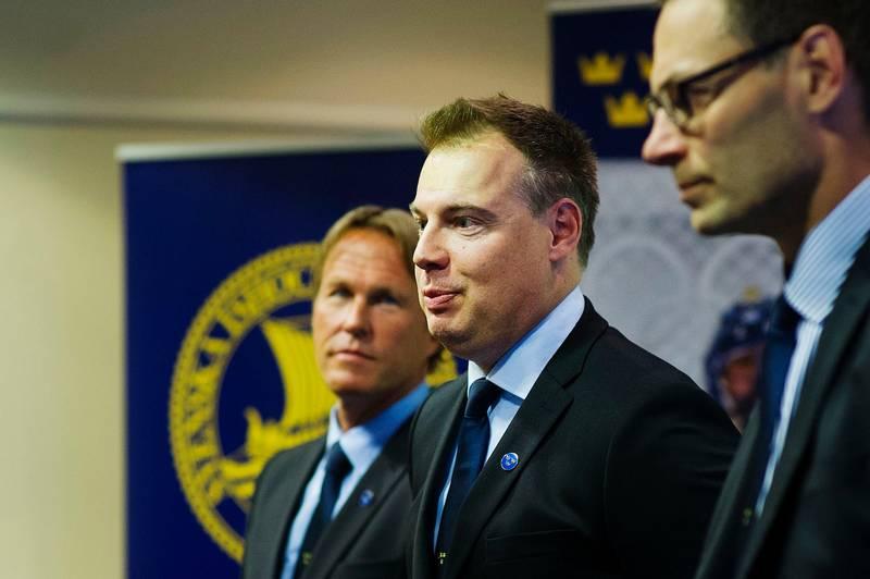 Nya kaptenerna för Tre Kronor World Cup 2016