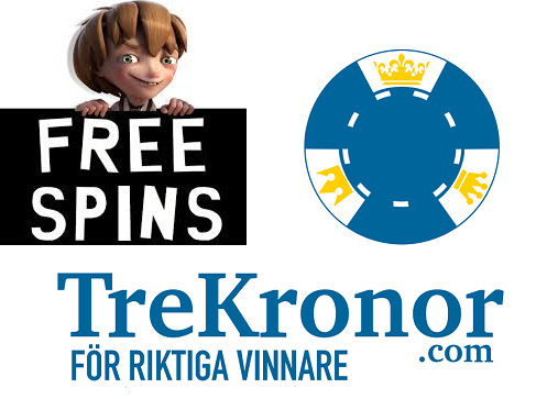 Logo Tre Kronor Free spins