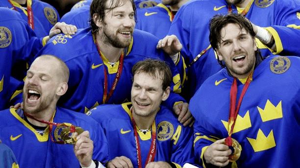 Tre Kronor tar OS-guld
