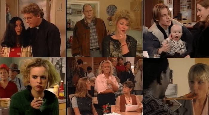 Tre Kronor - bilder från TV-serien