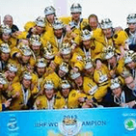 Bild VM Guld Sverige 2013